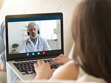 Telemedicina servindo usuários do Saúde São José