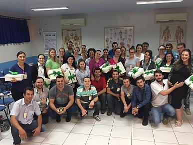 Curso especial para gestantes é oferecido pelo Saúde São José